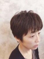 ボヌールヘア(BONHEUR HAIR)ボヌールヘアー 綾瀬【YUKIE】ムーブショート