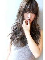 【ROSE/茨木】3Dカラー/無造作カール/ロング