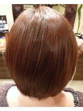 ボルボックス ボルボックス ヘア ラボ(Vol Vox hair lab)プラチナトリートメント縮毛矯正