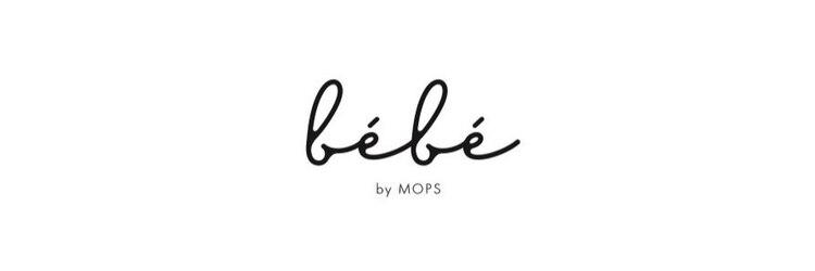 ベベ バイ モップス(be'be' by MOPS)のサロンヘッダー