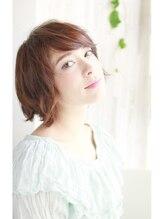 マアルヘアー(maaru HAIR)maaru 可愛い毛束のカジュアルスタイル