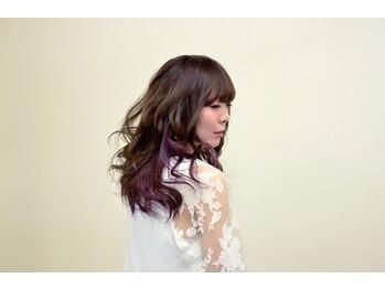 ヘアー アクト ルーム Hair Act roomの写真/3Dカラー、バイヤレージュカラーで、ONLY1の自分だけのカラーが見つかる!立体感のある仕上がりに♪