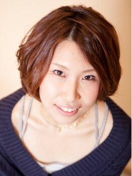 マルベリー ヘアーアンドリラクゼーション(Mul berry Hair&Relaxation)の写真/【玉出】髪の悩みを解消したい方、思い切ったイメチェンをしたい方に♪大人可愛く変身できる人気サロン★