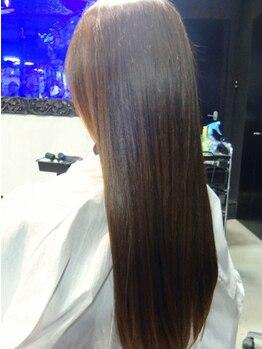 ルームヘアープレイグラウンド(RooM Hair Playground)の写真/【大和八木3分】カウンセリング重視のサロンだから出来る!髪の悩みに合わせたデザインと施術で思いのまま☆