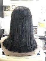 ヴィオレッタ ヘアアンドスペース(VIOLETTA hair&space)グレージュミディアム