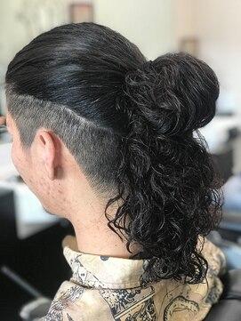 ヘアー クリエイト 縁(Hair Create en)【マンバン】ツイストスパイラル