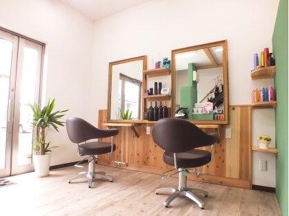 ヘアーサロン ラキア(Hair salon Lachia)の写真
