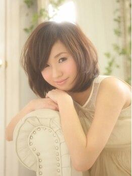 """イースタイル 刈谷店(e style)の写真/いつでも""""キレイ""""な髪型でいてほしいから…。そんな思いを込めてお手頃プライスでご提供させて頂きます!!"""