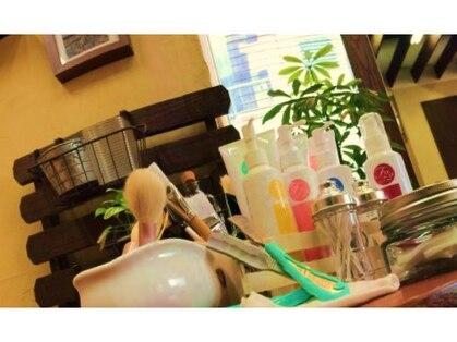 ヘアー クリエイト カルム(Hair create Calme)の写真