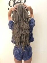 インプルーヴ アートスタイルヘアー(imProve Art style hair)外国人風3Dグレージュエクステヘアー♪