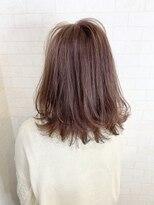 アルマヘア(Alma hair)ラベンダー☆エモージュ