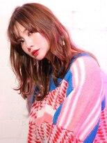 エルメ なんばマルイ(HELME)#モテ髪パーマ#ラベンダーピンク#美髪ケア#エルメなんばマルイ
