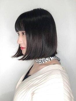 パーティパーティ ヘア(PARTYPARTY hair)の写真/【関内駅3分】ショートのオーダー率の高さは、高いカット技術の証★再現性・モチの良さ◎誰よりも可愛く♪