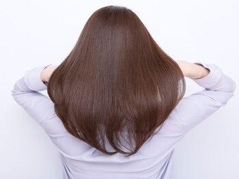 ソラ(sora)の写真/今話題!!《髪質改善◆酸熱トリートメント¥7140》今までにないハリ・コシ・ツヤを実感♪ダメージに強い髪へ