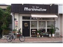 HAIR ROOM marsh mallow