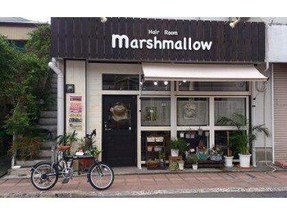 ヘアールーム マシュマロ(HAIR ROOM marsh mallow)の写真