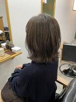 ウルヘアイーズ(ulu.hair ease)外ハネボブ