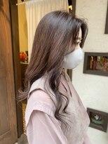 ヘアーメイク アフィーノ(hair make affino)韓国風ヘア