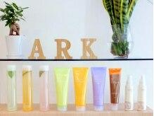 アーク(aRk)の雰囲気(肌に優しい薬剤を使用。身も心も「安心して欲しい」から。)