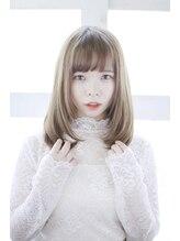ルーシー 新宿(Lucy)【Lucy 新宿】小顔になれる外国人風マーメイドベージュ
