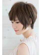 ハッチヘアー(Hacchi hair)後頭部スッキリ耳かけショート^^