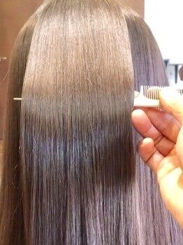 リヴェールの写真/【瑞穂区/桜山】「くせ毛がひどくて…けど普通の縮毛じゃどうにもならなくて…。」というあなたは必見!!