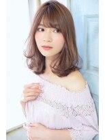 ジュール(Jule)小顔前髪◎ひし形ミディ大人かわいい☆女性らしいくびれ 神戸