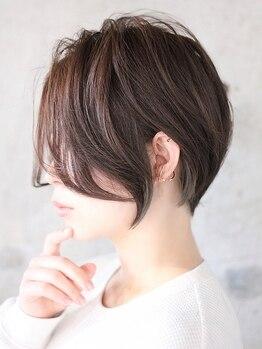 ライフトーキョー(Life tokyo)の写真/骨格、Life styleに合わせたカットで360°美シルエット【トレンド×あなたらしさ】をご提案します☆