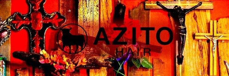 アジトヘア(AZITO HAIR)のサロンヘッダー