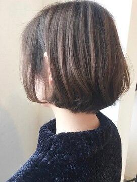 セシルヘアー 岡山駅前店(Cecil hair)大人カジュアル♪クラシカルロブ☆