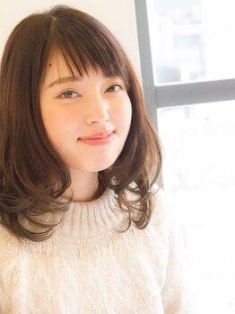 クラリヘア(kurari hair)の写真/【内緒にしておきたいトリートメント】100%オーガニックケアを目指した特別なトリートメント