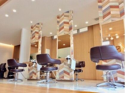 ヘアーサロン エンス(hair salon Ens)