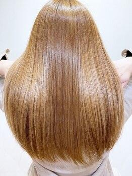 ビコ(bico)の写真/ずっと、綺麗な髪でいたいから。