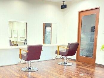 ヘアメイク フェイス(hair make faith)の写真/≪Renewal Open≫改装したばかりの綺麗なサロン♪金/土/祝前日は20:00まで営業!【カット+カラー¥6600~】