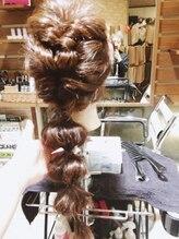 アビタ ヘアーメイク(Habita Hair+Make)オニオンヘアー(o^^o)