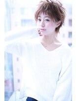 ワンサイドセミウェットショート【Cloud zero】