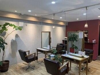 リアンヘアサロン(Lian hair salon)の写真/【岐阜/岐阜市】プライベートサロンだから周りの目を気にせず、贅沢な癒しの空間を♪[コロナ対策万全!]
