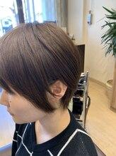ヘアーアンドメイク シルバ(Hair&Make SILVA)ツーブロックボブ