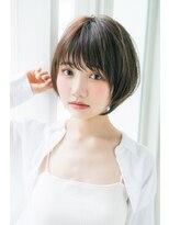 アンアミ オモテサンドウ(Un ami omotesando)【Un ami】《増永剛大》 インスタで大人気のショートボブ☆