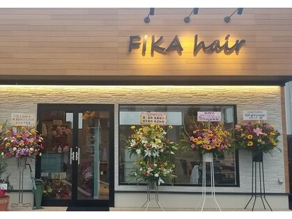 FIKAhair 【フィーカヘア】