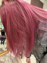 マイ ヘア デザイン(MY hair design)テヨンピンク