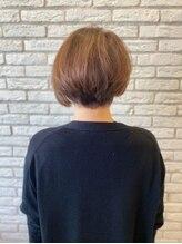 ソーホーヘアーアンドボタニカル 大橋店(SOHO hair & botanical)ショートボブ♪
