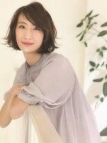 +animo吉川美南+フェアリーな大人ボブ♪f-3