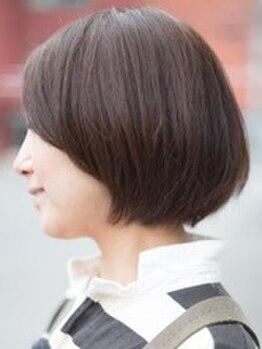 フリッカ(FLICKA)の写真/【西28丁目・朝9時OPEN】<カット+カラー+TR¥8500>朝の隙間時間に◎髪をキレイにしてお出かけしませんか?