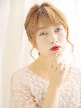 イニー(YNNIE)の写真/【HairSet¥3500~★】入学式/結婚式/デートに!!特別なアレンジで可愛さUP♪【HappyDirector Cut¥2200】