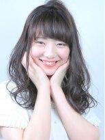 ヘアメイクエシェル 小松店(Hair Make e‐shell)ふわふわ☆カール