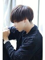 リップスヘアー 銀座(LIPPS hair)韓流マッシュ