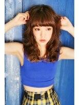 【LOJE】大人かわいい ふわふわカールStyle☆