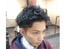 クラッキ ヘアークリエイション(CRAQUE hair creation)の雰囲気(カンタンお手入れのパーマスタイル!セット時間は1分!!)