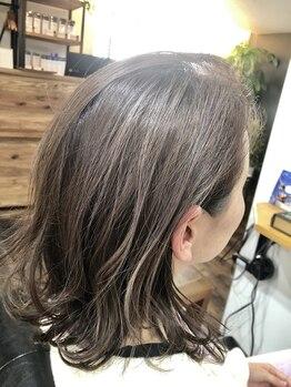 ランプ ヘアスタジオ(LAMP Hair Studio)の写真/再現性◎骨格や髪質、ご希望のStyleを考慮した大人女性の為の似合わせカット♪